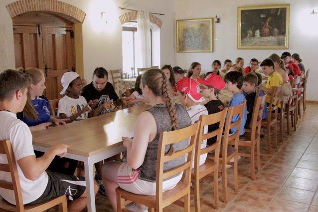 Campamento de Inglés en Ávila