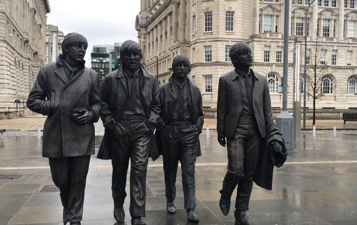Curso de Inglés en Liverpool