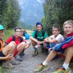campamentos de inglés en Pirineos