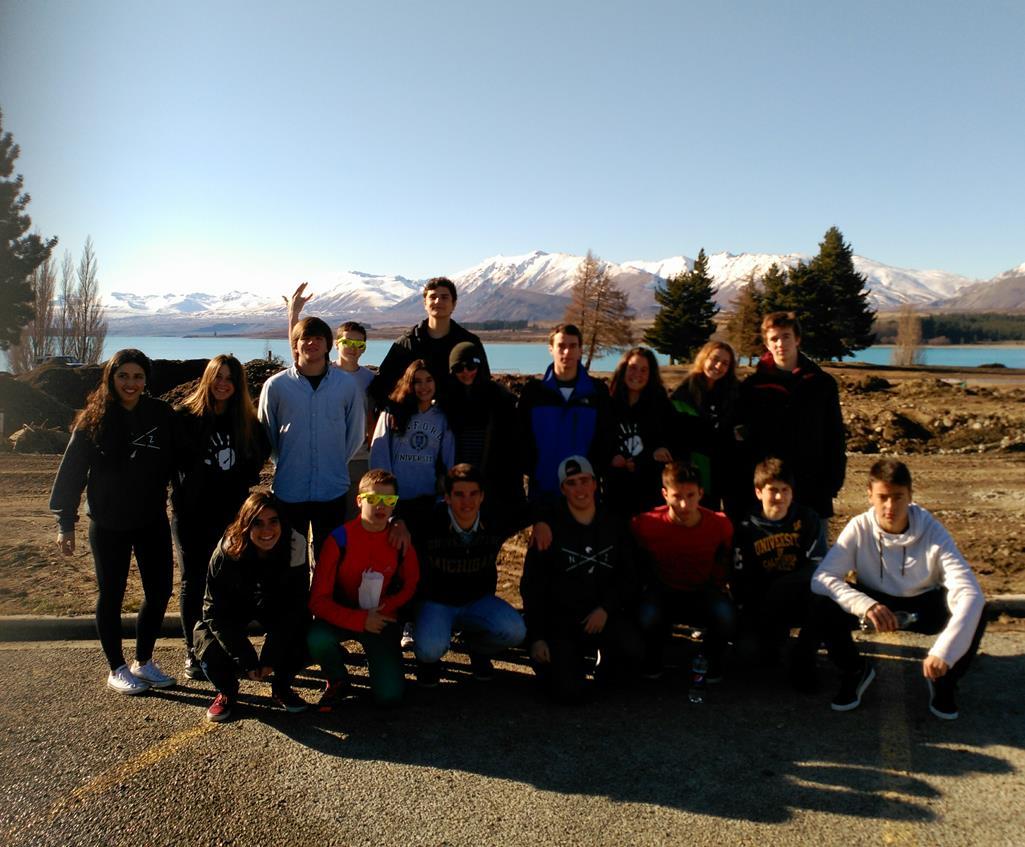 Trimestre Escolar en Nueva Zelanda