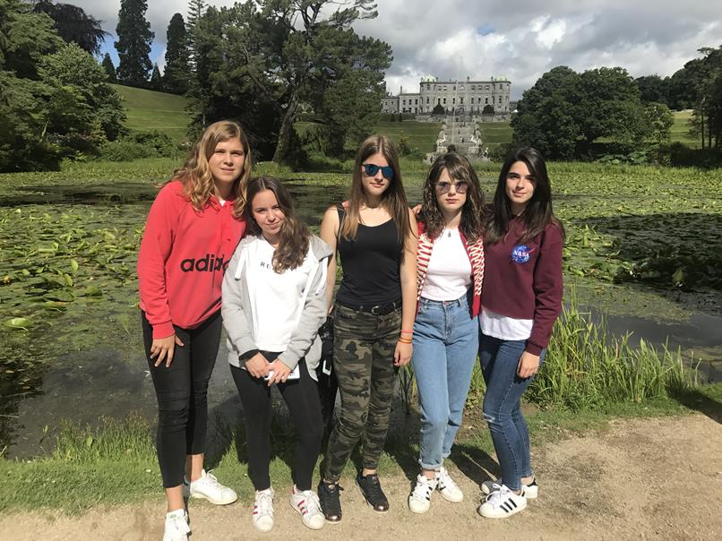 Curso de verano en Irlanda