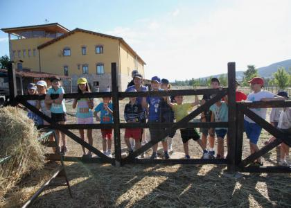 campamento en Ávila