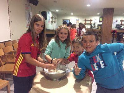 Campamento de inglés en Pirineos