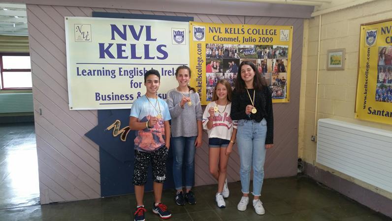 Inglés para jóvenes en Clonmel