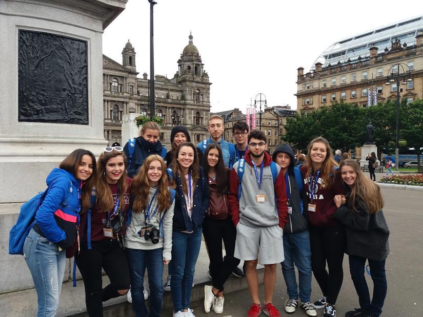 Curso de inglés en Edimburgo