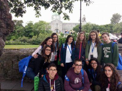 Curso de inglés en Galway