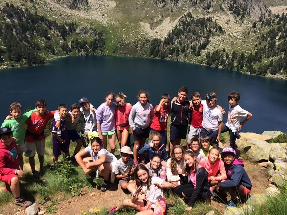 Inmersión en inglés en Pirineos