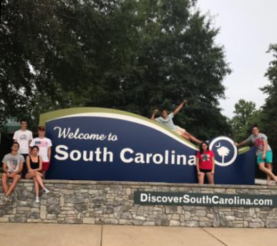 Inmersión en en Sur de Carolina