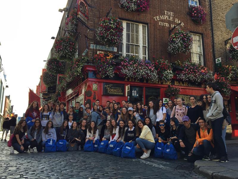 Curso de inglés en Dublín