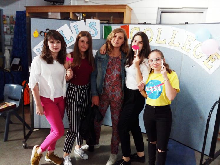 Curso para jóvenes en Dublín