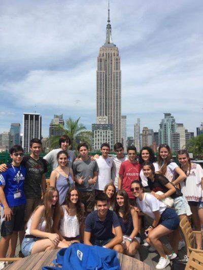 Curso de inglés Nueva York