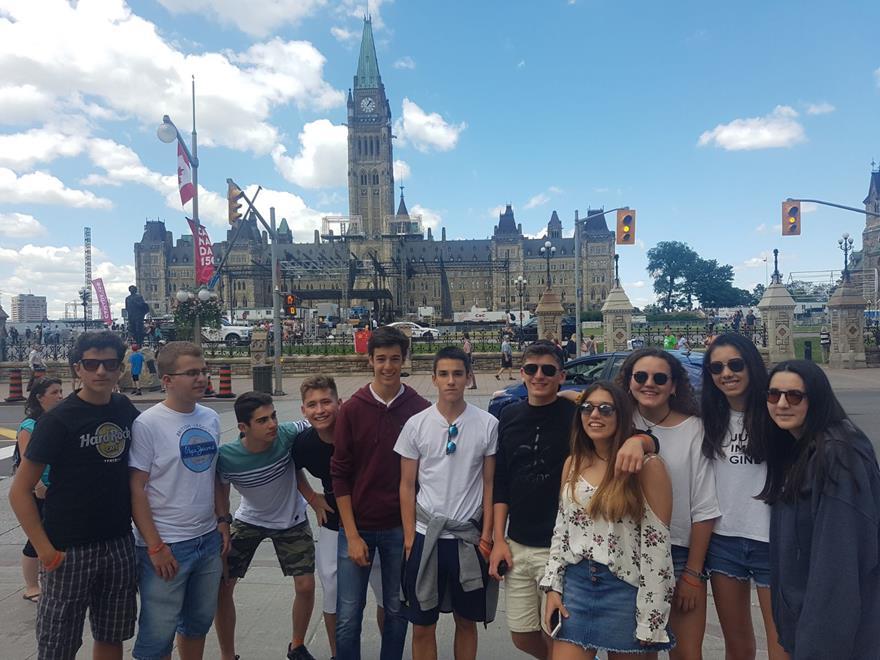 Aprender inglés en Ottawa