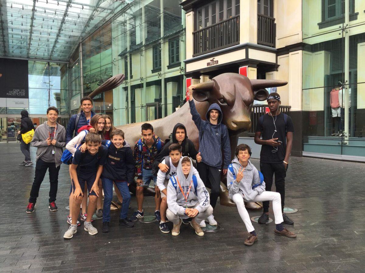 Inglés y deportes en Inglaterra