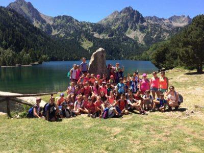 Curso de inglés en Pirineos
