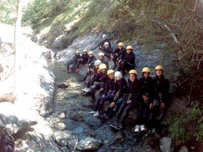 Campamento Multiaventura en Pirineos