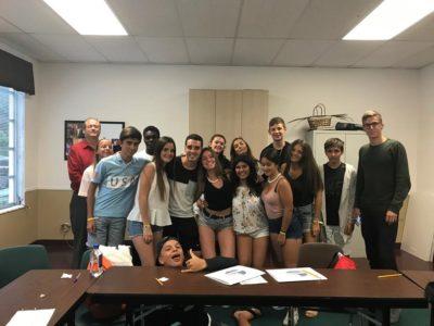 Curso para jóvenes en Florida