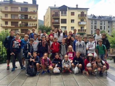 Campamento de inglés Pirineos
