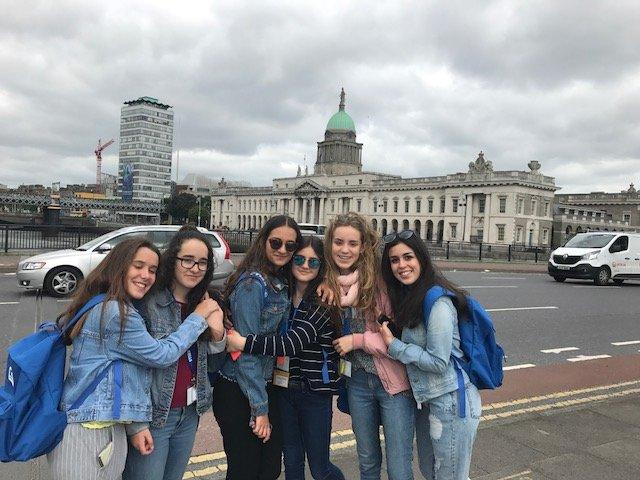Curso en Dublín con Kells College