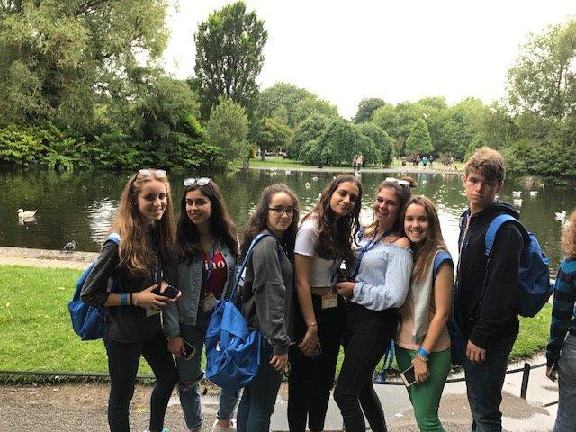Residencia en Dublín para jóvenes