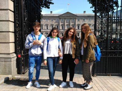 Irlanda para niños