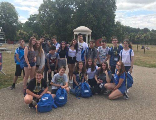 Shrewsbury 23 julio 2018
