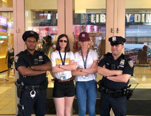 Nueva York 15 julio 2018