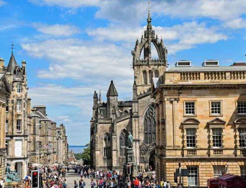 10 cosas que hacer en Edimburgo