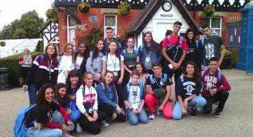 Curso Inglés Shrewsbury 2019