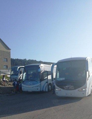Campamento de Pirineos