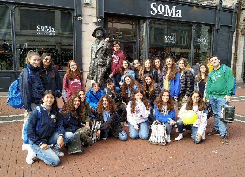 aprender en Dublín