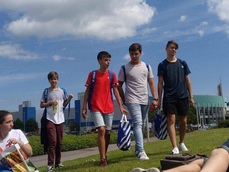 verano en Cork