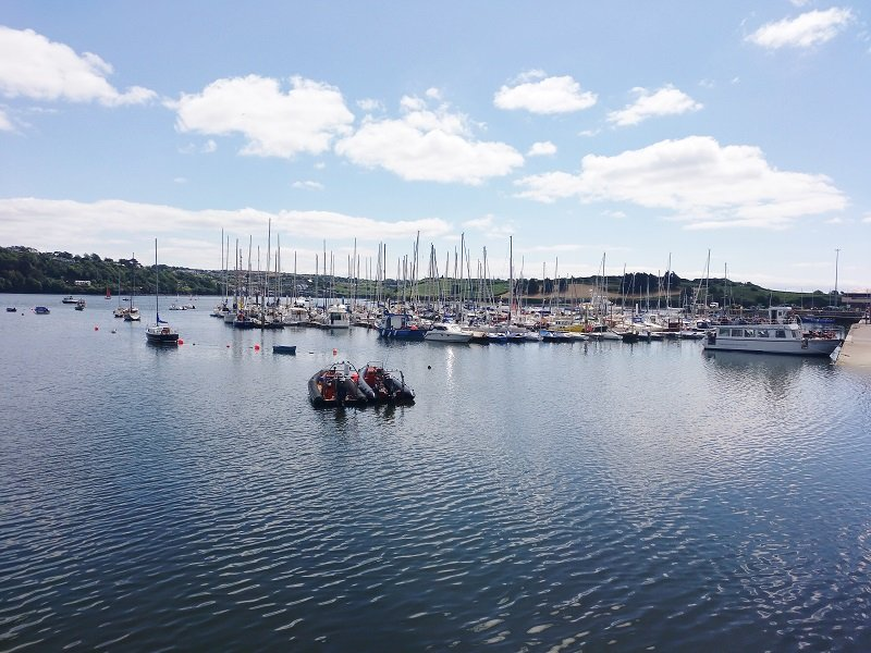 inmersión en Cork