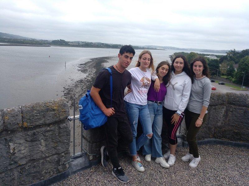 curso de verano en Cork