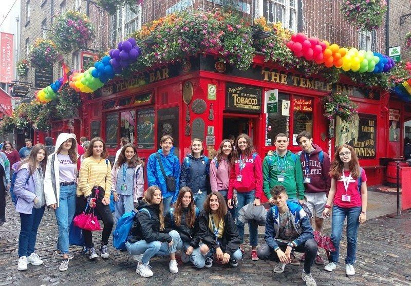Cursos de Dublín
