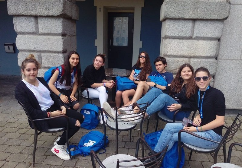 aprender inglés en Dublín