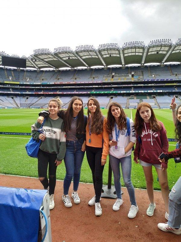 Dublín para jóvenes