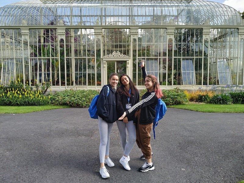 escuelas de niños en Dublín