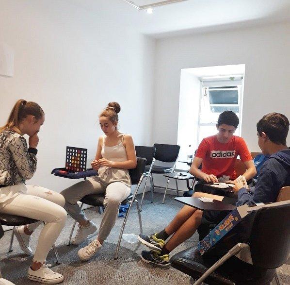 cursos de verano en Dublín