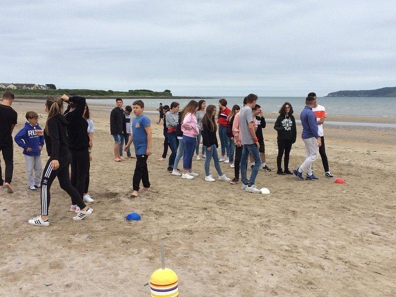 actividades para niños en Irlanda