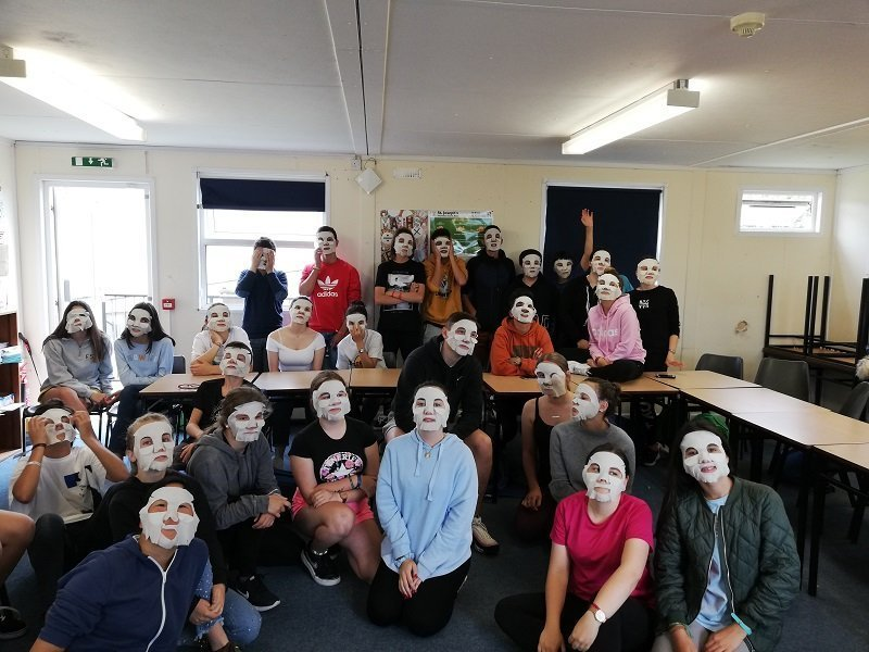 inglés en Irlanda para jóvenes