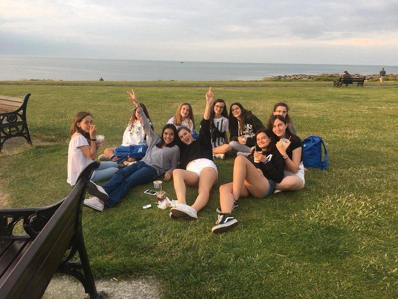inglés en verano Irlanda