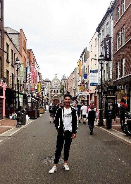 inglés de verano Dublín