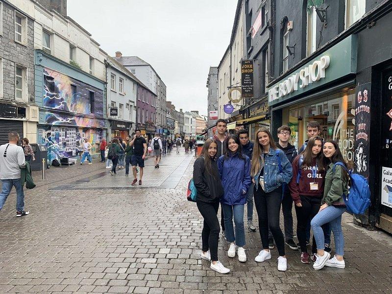 verano en Galway
