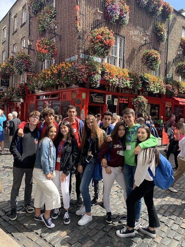 curso de verano Irlanda