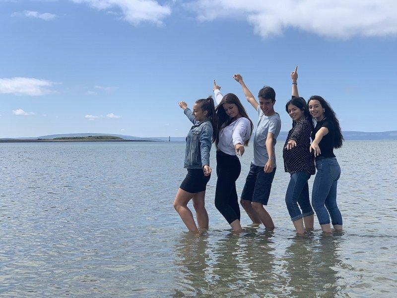 inmersión en Galway