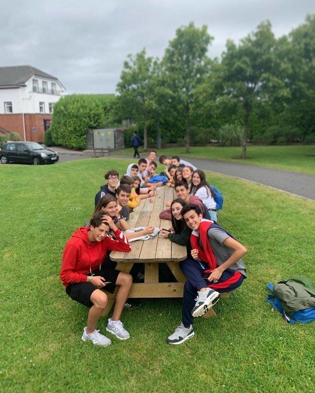 clases de verano en Galway