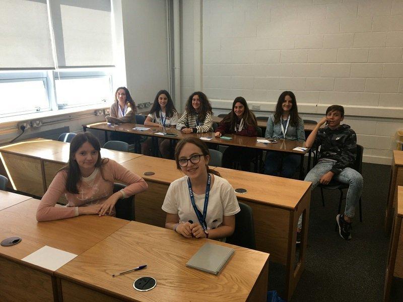 cursos en Irlanda para jóvenes