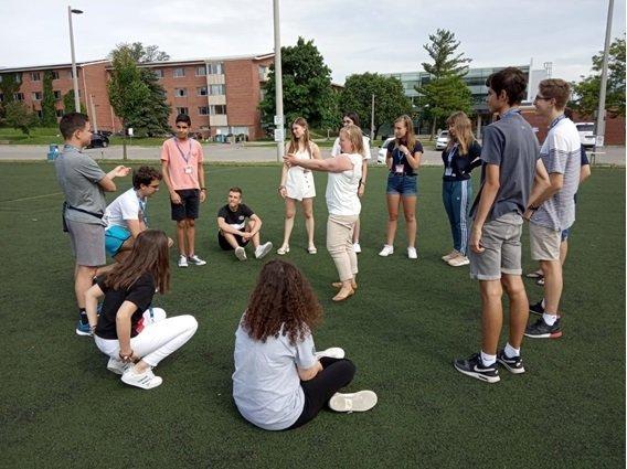 curso en Canadá para jóvenes
