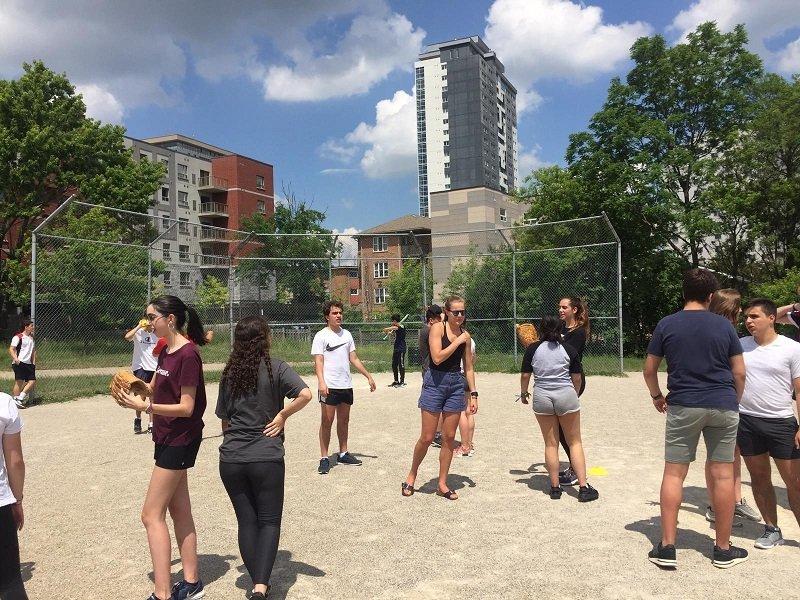 aprender inglés en Toronto