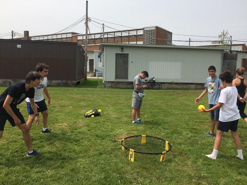 verano en Canadá para niños